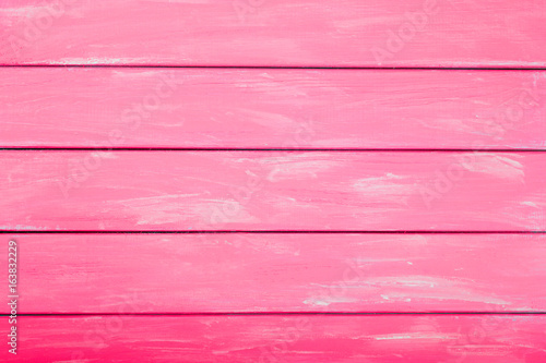 Pink Red Colored Wood Background Abstract For Design