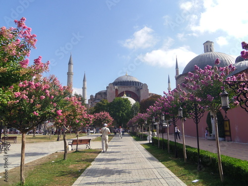 Obraz na dibondzie (fotoboard) Hagia Sofia, Stambuł, Turcja