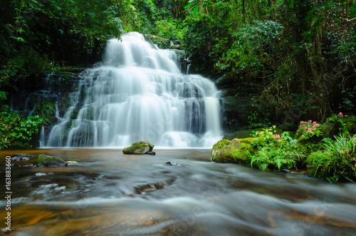 Foto op Canvas waterfall