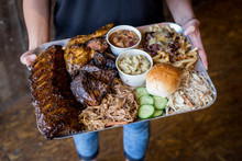 BBQ On A Tray