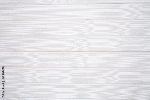 Poster Metal White wooden wallpaper