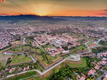 Alba Iulia Vauban Style Mediev...