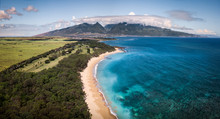 Tropical Beach Pano 1