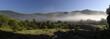 Morgennebel am kleinen Olymp / Griechenland