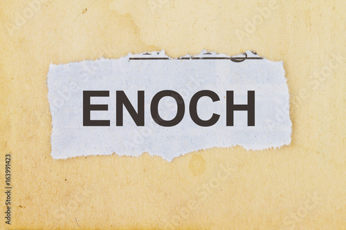 Photo Enoch