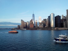 New York Et Bateau NYPD