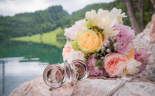 Hochzeitsblumen © Huber