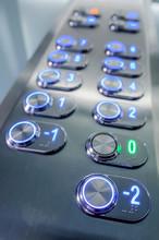 Elevator Buttons Inside Elevat...