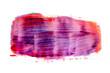 Rot Violett Lila Wasserfarben muster Pinselstrich