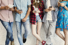 Young Friends And Technology C...