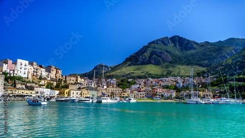 Recess Fitting Palermo Harbor Castellammare del Golfo, Sicily