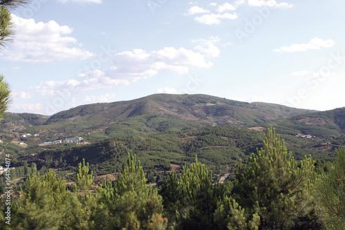 Sierra del Serrajón, Pinofranqueado, Hurdes, España