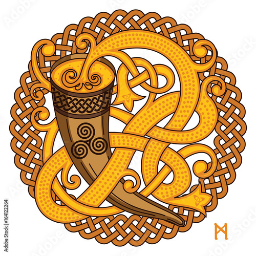 Photo Celtic, Scandinavian design