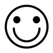 uśmiech człowieka ikona