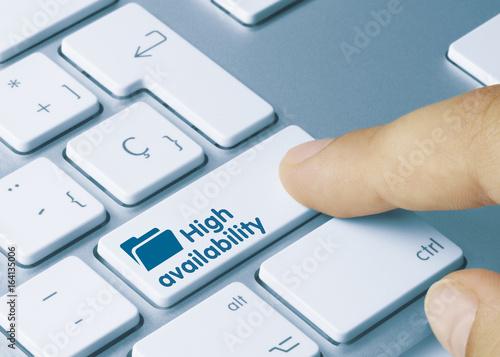Photo High availability
