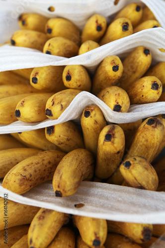 Foto  bananes plantain