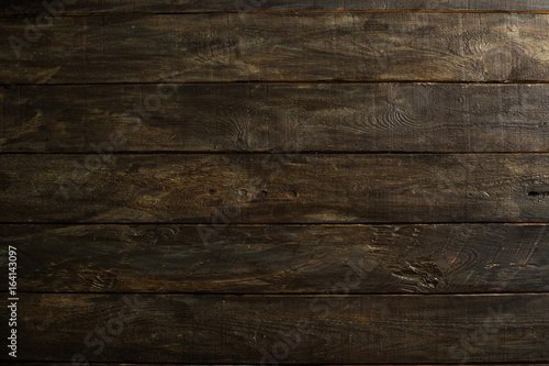 Fototapeta Rustic Natural Wooden Background obraz na płótnie