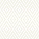 Seamless tracery pattern. Repeated stylized lattice. Symmetric geometric wallpaper. Trellis ethnic motif. Vector illustration - 164143675