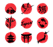 Sketch Japan Icons