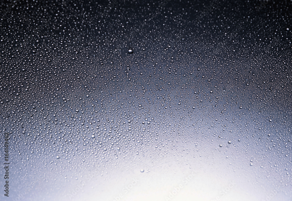 Fototapety, obrazy: color water splash isolated on white background