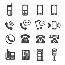 Phone,telephone Icon