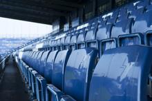 Empty Seat In The Stadium