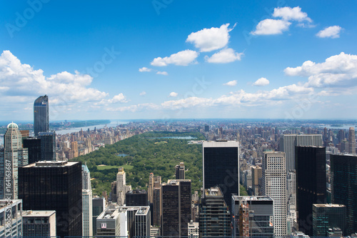 Fototapeta Central Park New York City