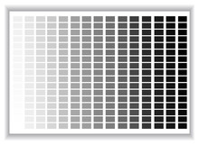 Grey Colors Palette. Color Sha...