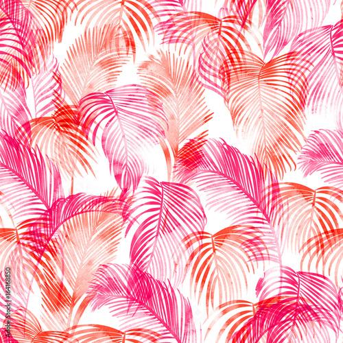 tropikalny-wzor-akwarela-drzewka-palmowe-i-tropikalne-galaz-w-bezszwowej-tapecie-na-bialym-tle-sztuka-cyfrowa-moze-byc-uzyty