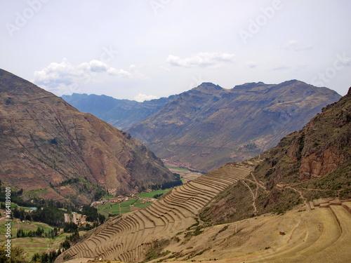 Fotografie, Obraz  The Sacred Valley