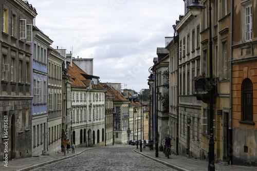 Fototapeta Stare Miasto Warszawa obraz