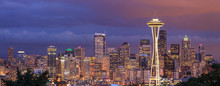 View Of The Seattle City From ...