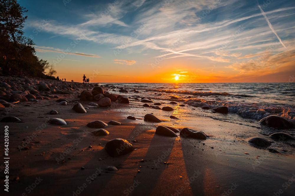 Fototapeta Rozewie, Morze Bałtyckie