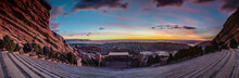 Red Rocks Panorama