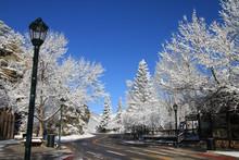 Estes Park Winter Glaze