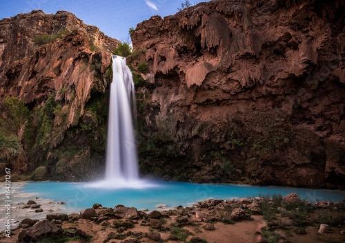 Poster Bordeaux Navajo Falls