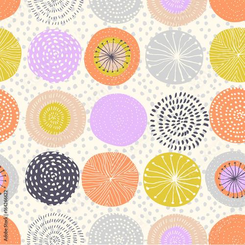 wektorowy-bezszwowy-wzor-z-atramentu-okregu-teksturami-abstrakcjonistyczny-bezszwowy-tlo-z-kolorowymi-fajerwerkami