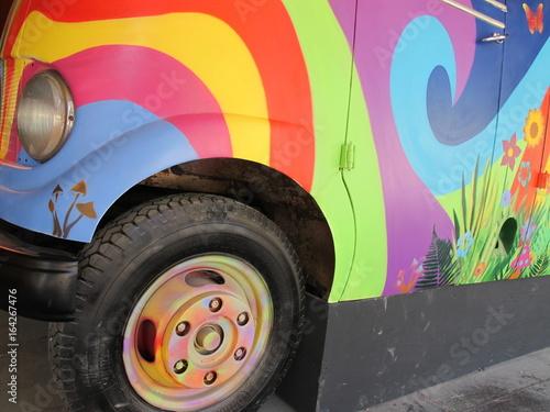 Fotografía hippie design