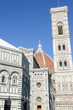 Cathedral of Saint Mary of Flower at Florence on Italy.