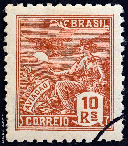 Fotografia  Aviation (Brazil 1940)