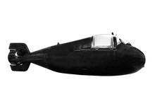 Mini Submarine For Special Div...