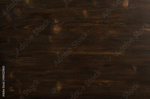 Fotobehang Vissen Rustic Wooden Background