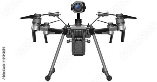 dronex pro lieferumfang