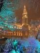 Marche de Noël à Vienne , Autriche