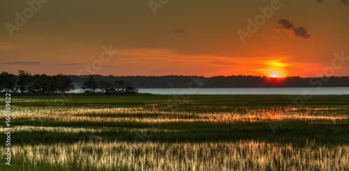 Fototapeta  Coastal Sunset