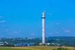 canvas print picture - Testturm für Aufzüge bei Rottweil