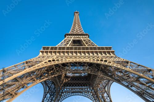 Obraz na dibondzie (fotoboard) Wieża Eiffla w Paryżu, Francja