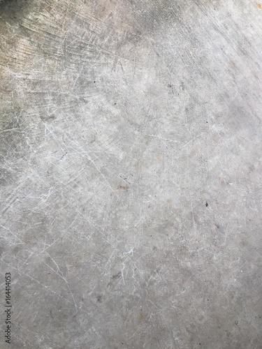 Poster de jardin Metal Concrete background texture