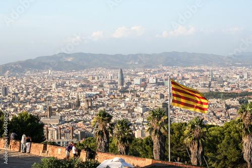 Photo Barcelona cityscape