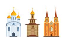 Orthodox Church, Christian Church. Christian Chapel, Cathedral. Worship, Divine Power.